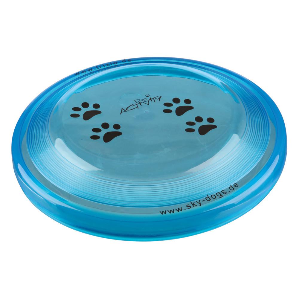 Frisbee plast bittålig 19cm