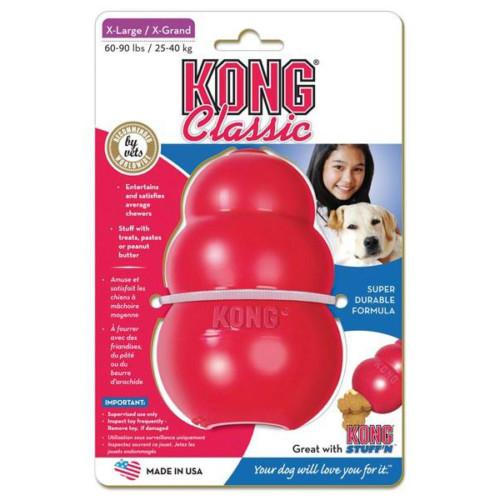 Kong extra large röd