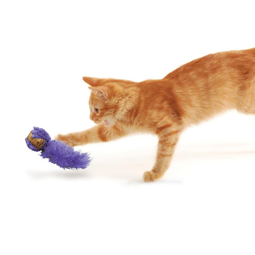 Kong Cat Cork Ball