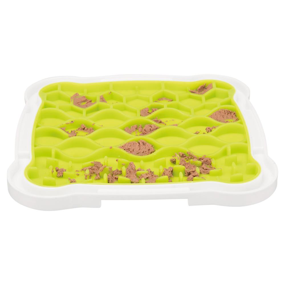 Lick'n'Snack platta 20 × 20 cm