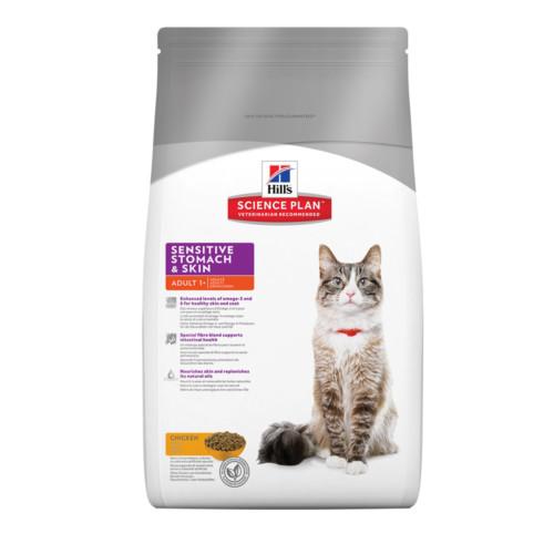 Feline Sensitive Skin & Stomach 5kg