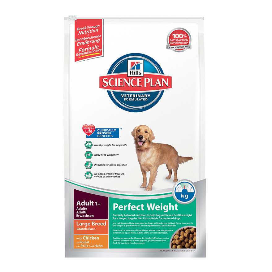 Hills Canine Perfect Weight Large 12 kg