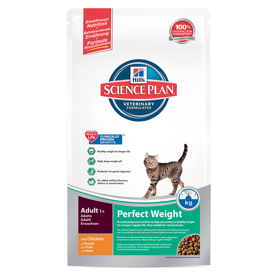 Hills Feline Perfect Weight 3 kg