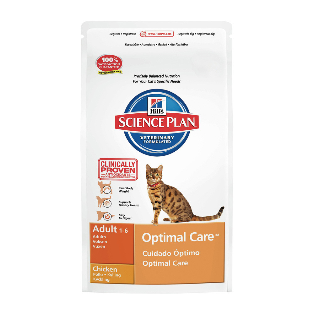 Hills Feline Adult Chicken 10 kg