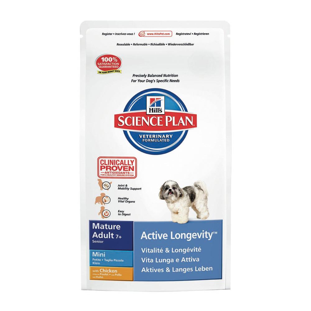 Hills Canine Mature Adult 7+ Mini 7,5 kg