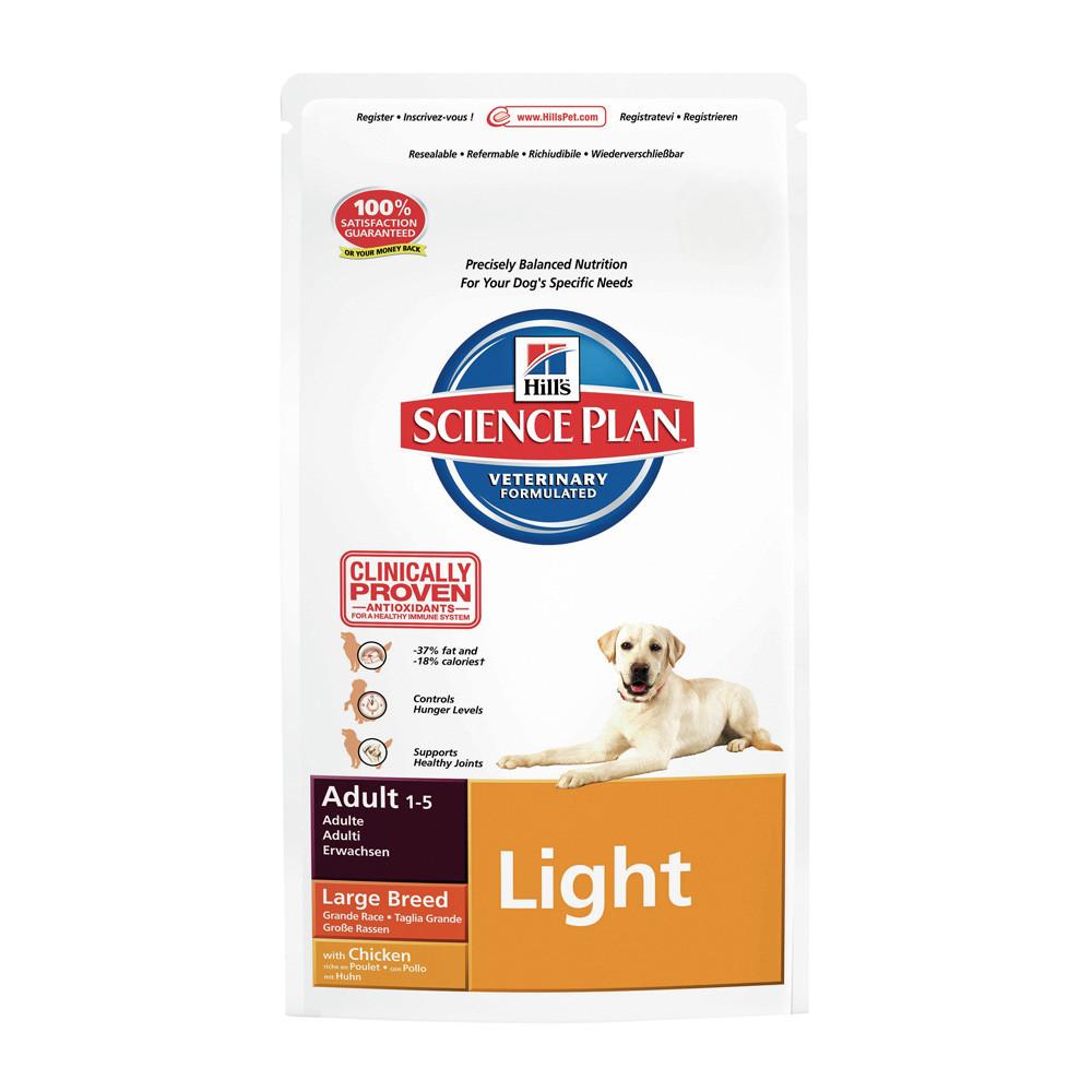 Hills Canine Adult LB Light 12 kg