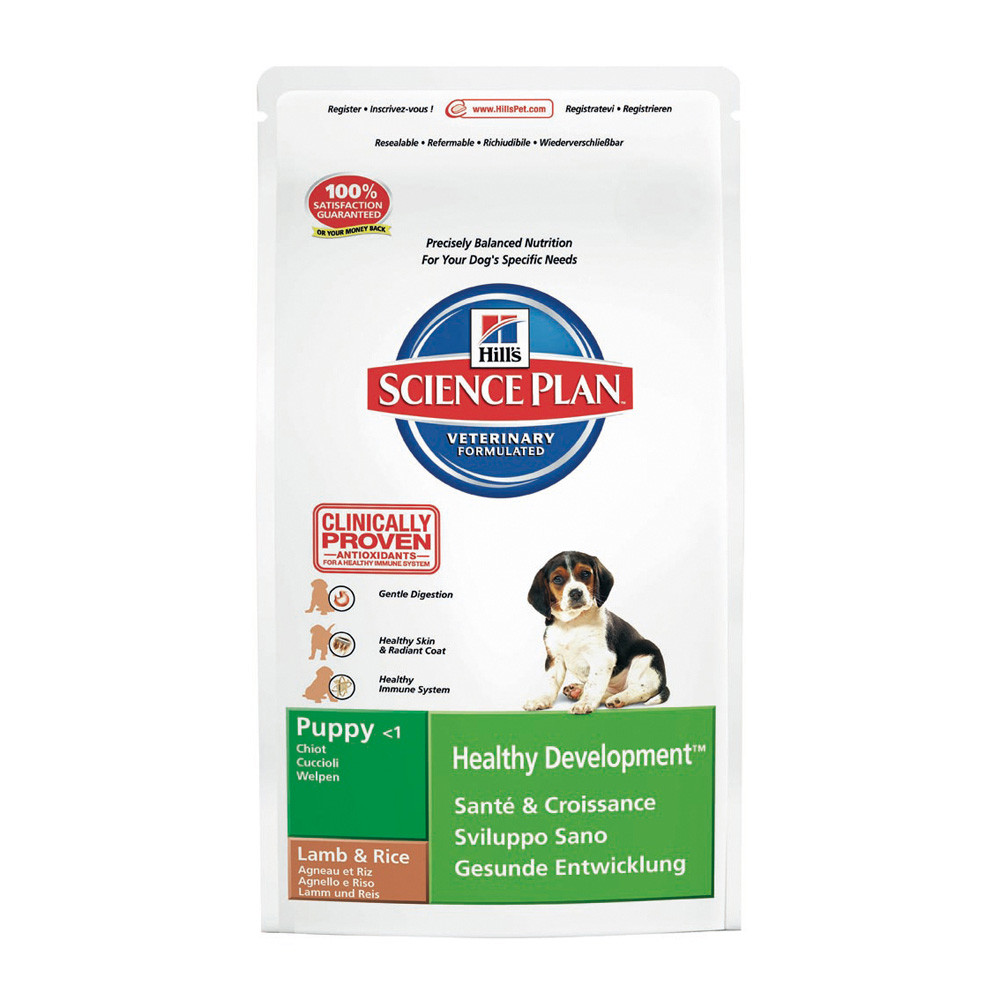 Hills Puppy Lamb & Rice 3 kg