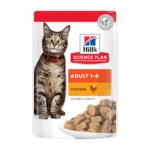 Hills Adult Chunks in Gravy 12x85 g Multipack