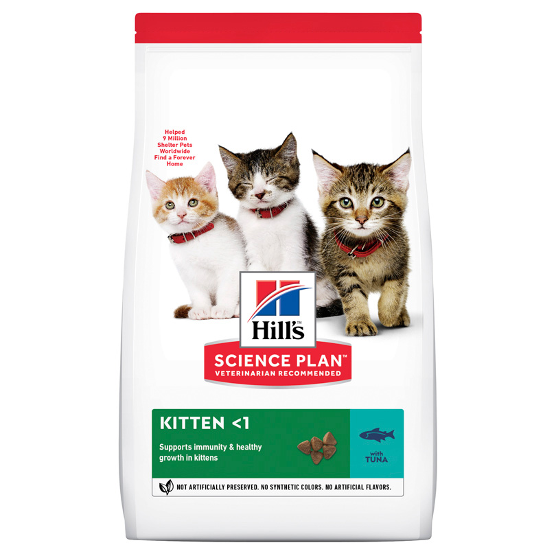 Hills Kitten Tuna 1,5 kg