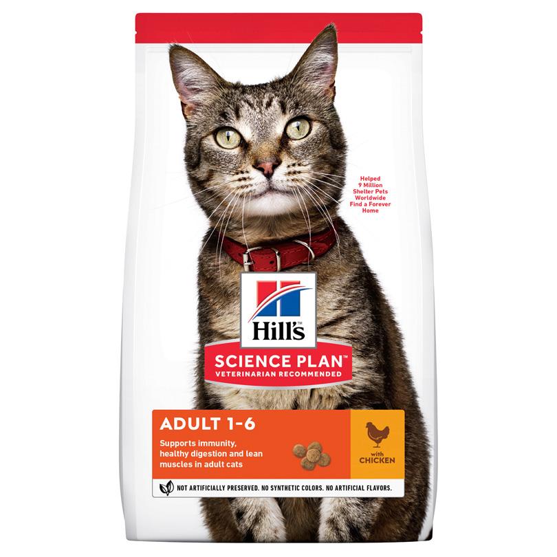 Hills Feline Adult Chicken 1,5 kg