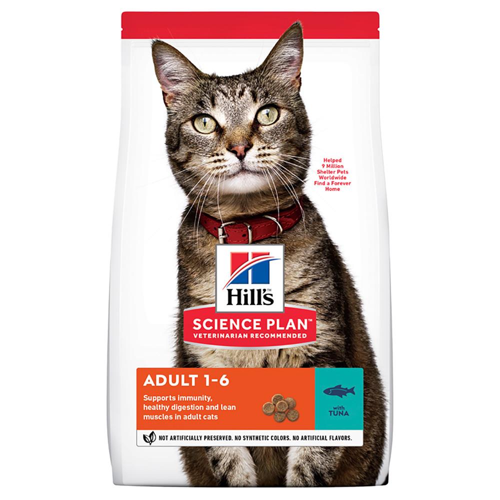 Hills Feline Adult Tuna 1.5kg