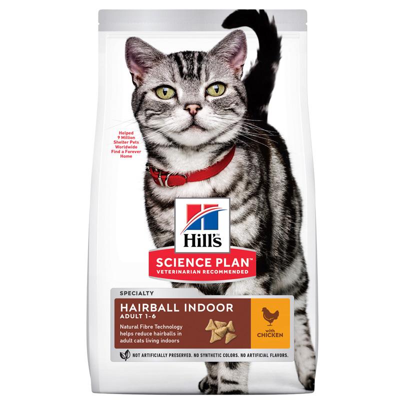 Hills Feline Adult Indoor 1,5 kg