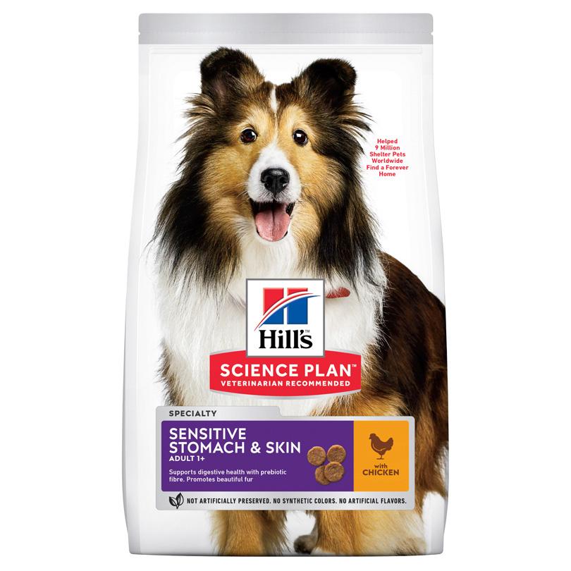 Canine Sensitive Stomach & Skin 14kg