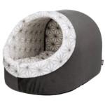 Diamond igloo 35 × 26 × 40 cm antracit/vit