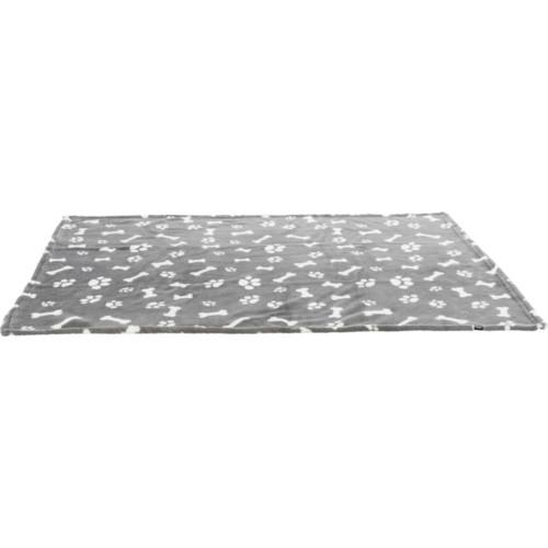 Kenny filt 100 × 150 cm grå