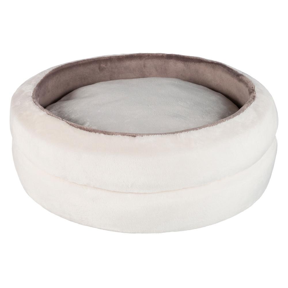 Levi bädd ø 45 cm cream/grå