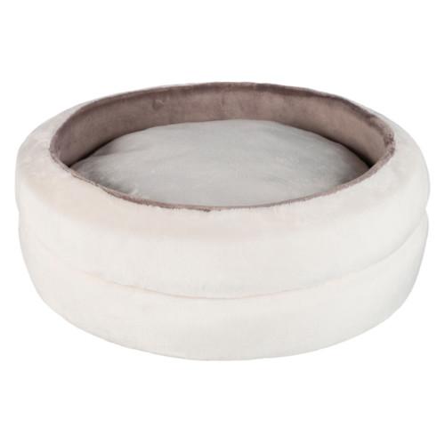 Levi bädd ø 65 cm cream/grå