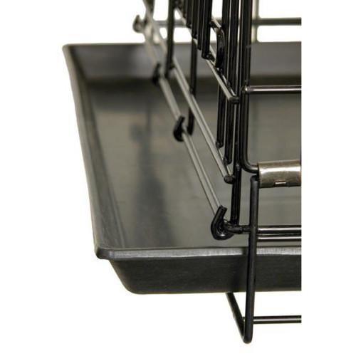 Stålbur 1-lut 92,5x57,5x65,5cm