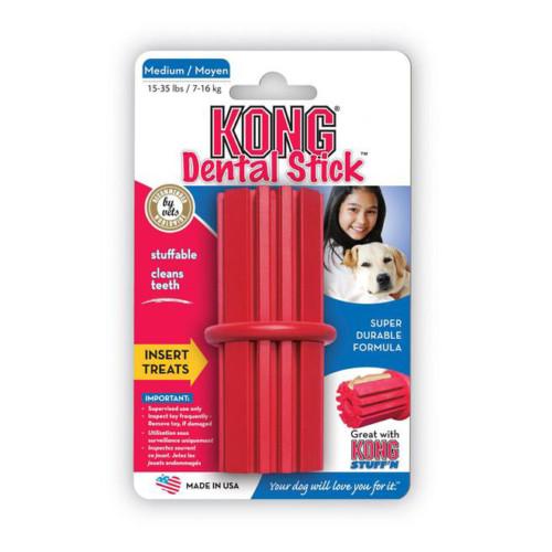 Kong Dental Stick leksak S [KD3] 1st