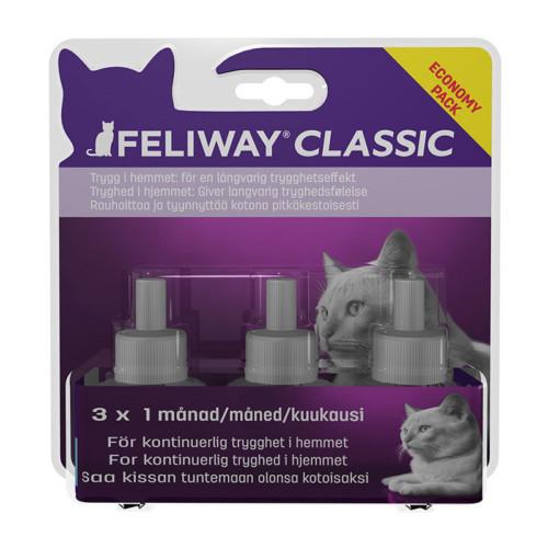 Feliway Classic refill 3x48ml