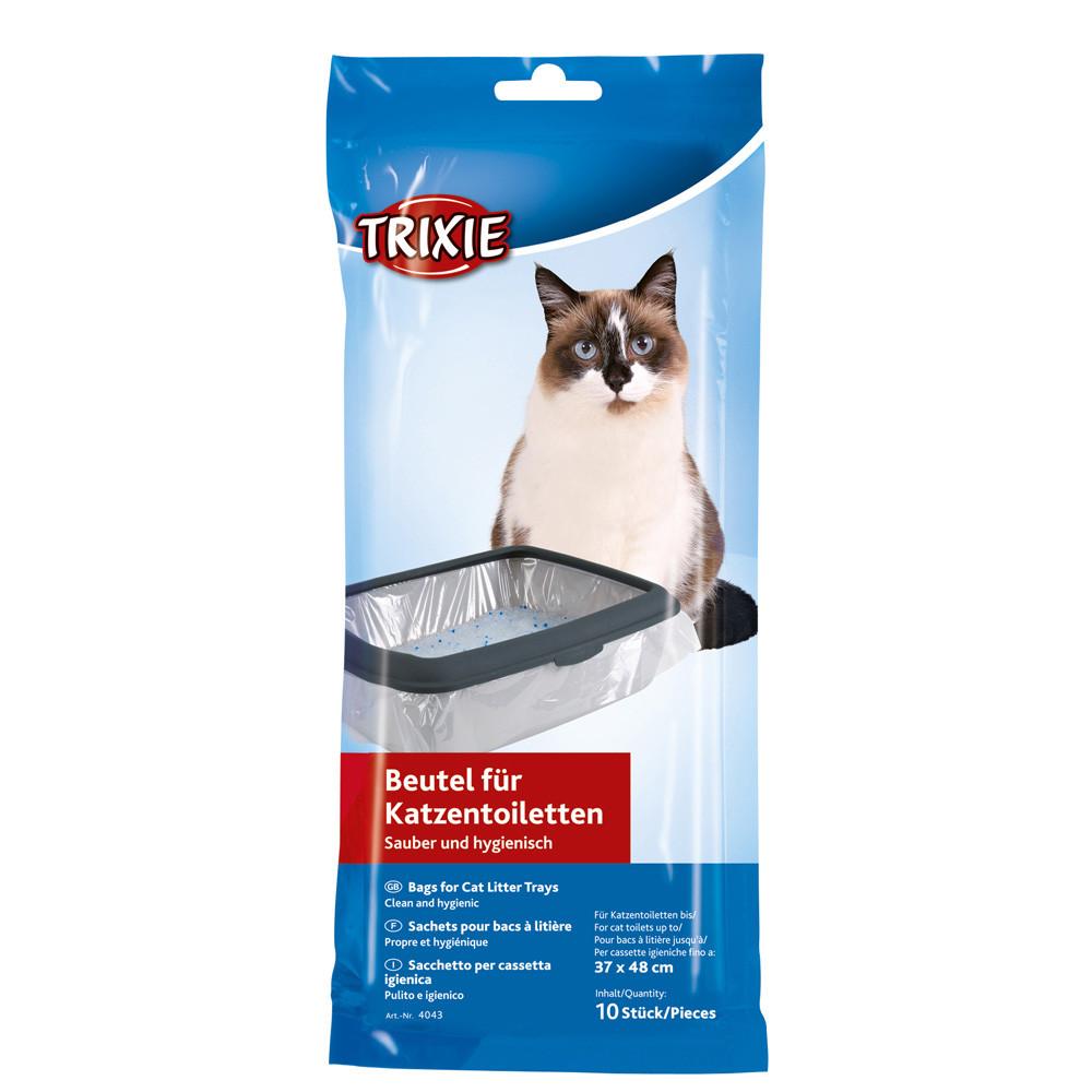 Kattlådspåsar 10-pack