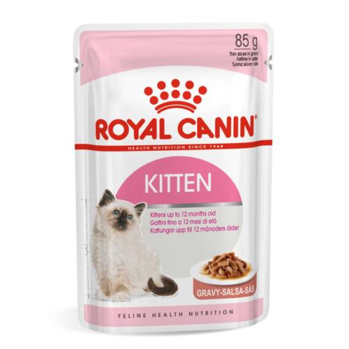 FHN Kitten Gravy 12x85g