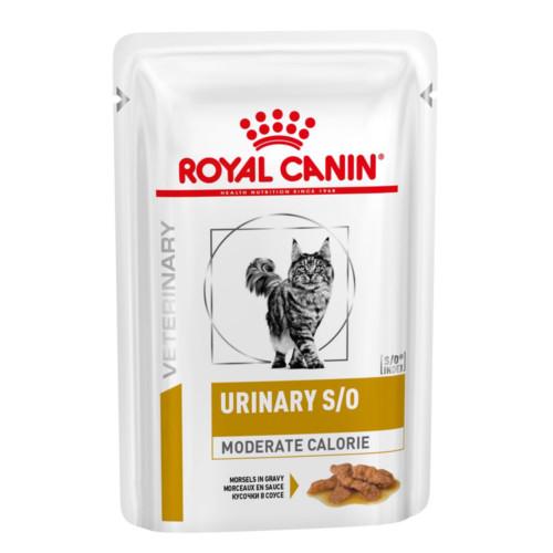 Urinary S/O Mod Cal gravy pouch 12x85g