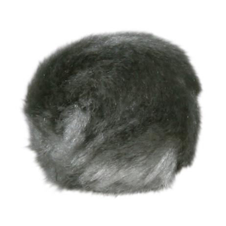 Plyschbollar m bjällra 3cm expo