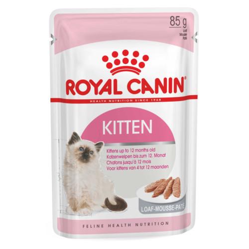 FHN Kitten Loaf 12x85g