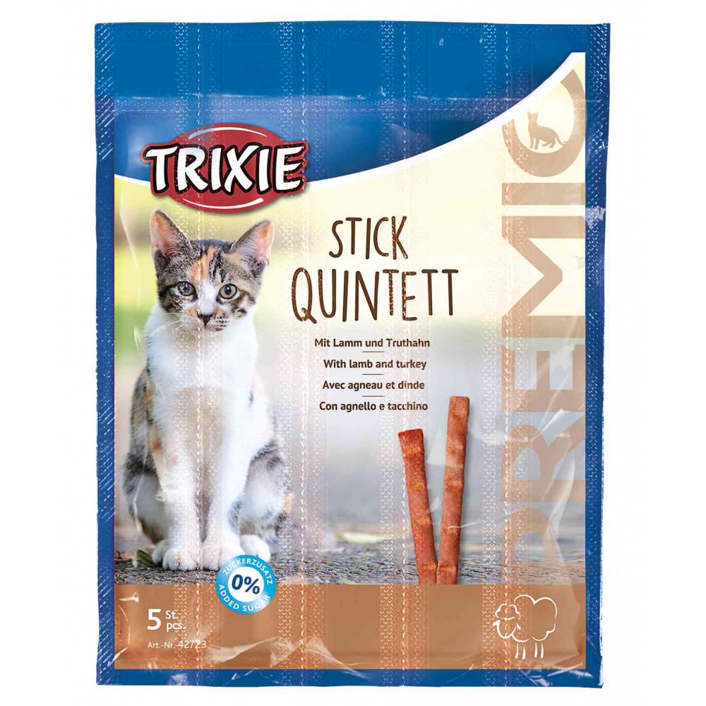 PREMIO Stick Quintett, Fågel & Lever, 5x5 g