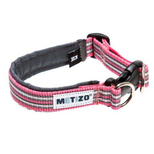 Metizo Halsband Rosa 45cm