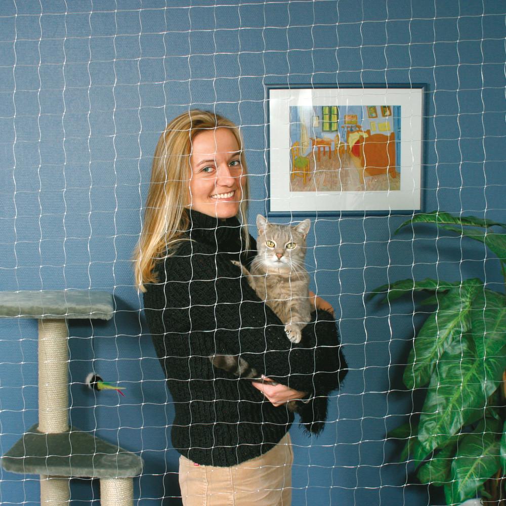 Cat Protect Kattnät Transp. 4x3 m
