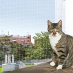 Cat Protect Kattnät Transp. 8 x 3 m