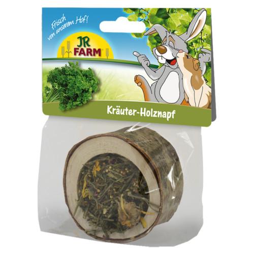 JR FARM Ätbar matskål med örter 120gr