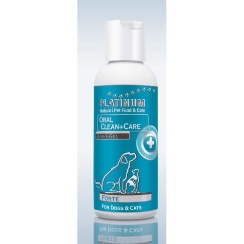 Platinum OralClean+Care Gel Forte 120 ml