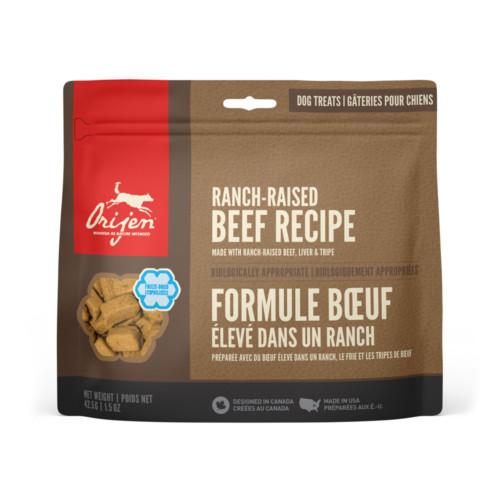 OR Treats DOG Beef 42,5 g
