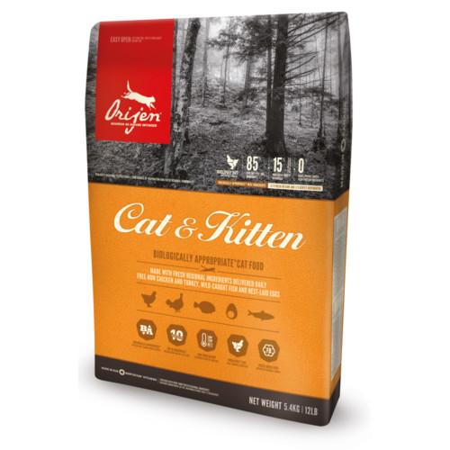 Orijen Cat Cat & Kitten 5,4 kg