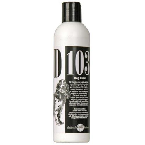 D103 Dog rinse 250 ml