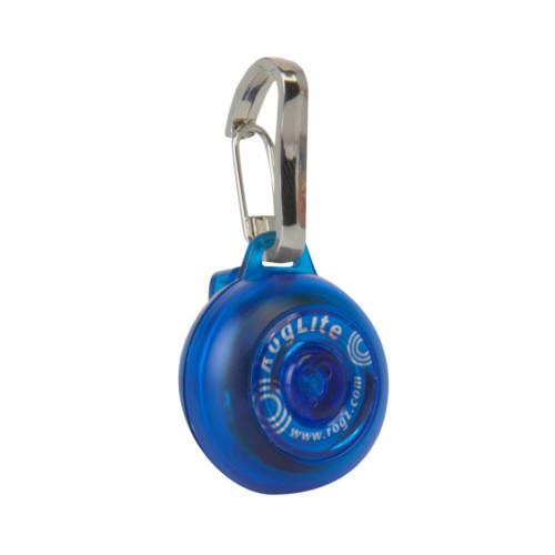 Rogz RogLite Safety Light Blue