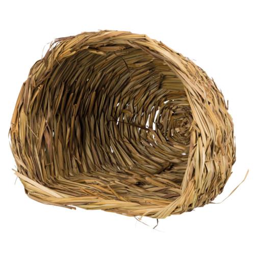Gräsgrotta för kanin 30×26×26 cm