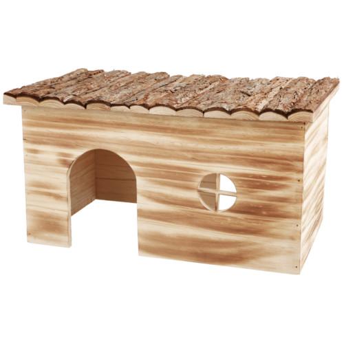 """""""NL""""Grete hus, flamberad, 45 × 24 × 28 cm"""