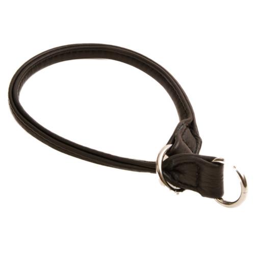 Leopold helstryp 55 cm/8 mm svart