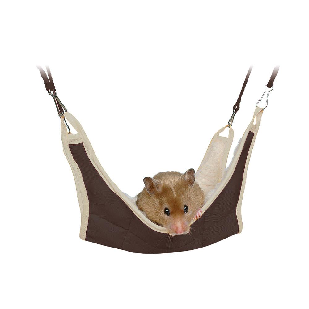 Hängmatta för hamster/mus 18x18cm