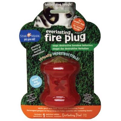 Starmark fireplug röd large 11 cm