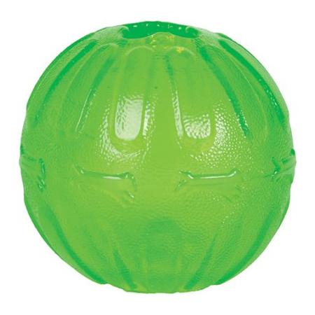 Starmark funball grön large 10 cm
