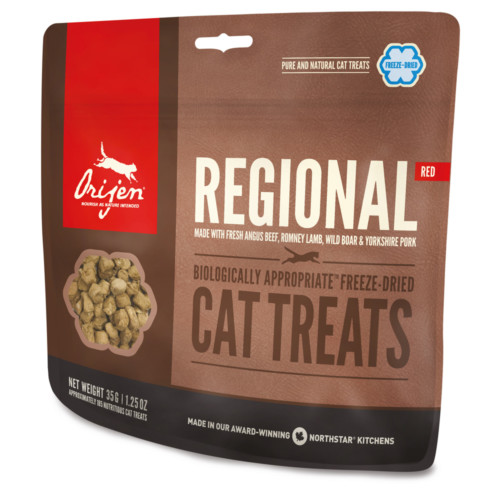 OR Treats CAT Regional Red 35 g