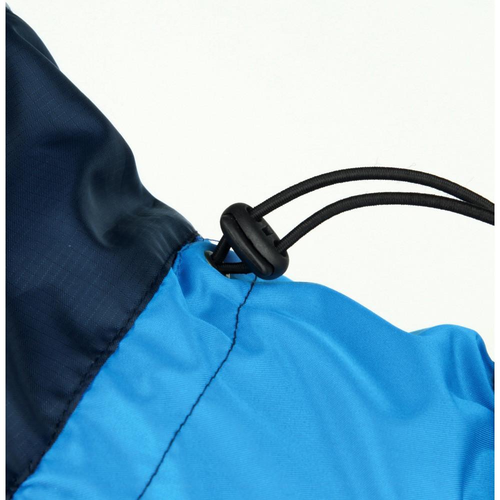 Intense regnjacka 35 cm blå