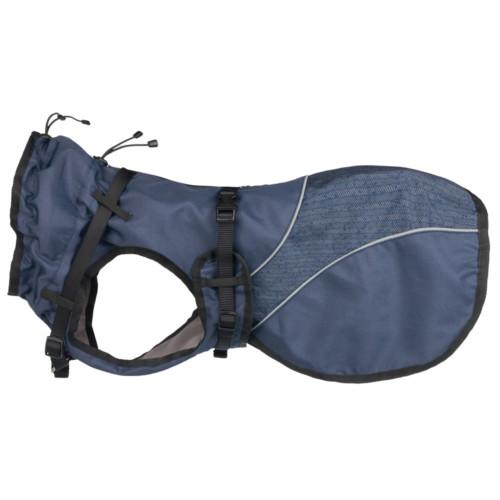Duo täcke med sele 45 cm, blå