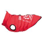 Saint-Malo täcke med sele, XS: 30 cm, röd