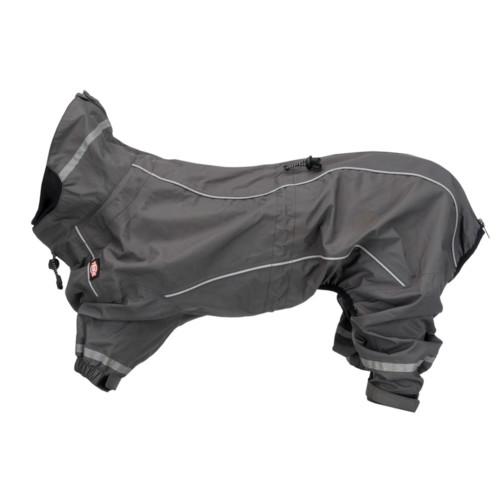 Vaasa regnoverall, M: 50 cm, grå